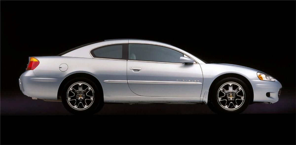 sebring coupe 2005