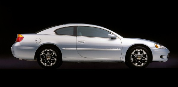2001 Sebring coupe side