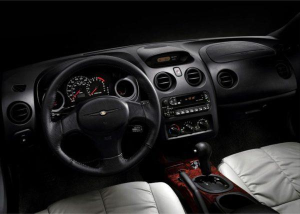 2001 interior