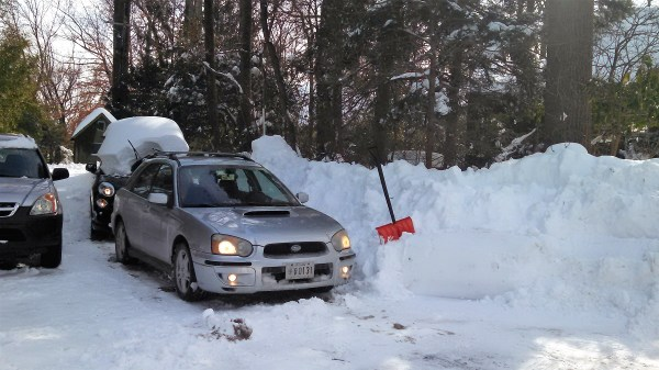 3 - 2004 Subaru WRX Wagon