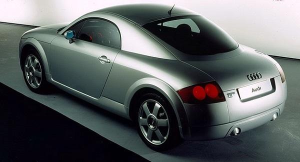3 - Audi TT concept design
