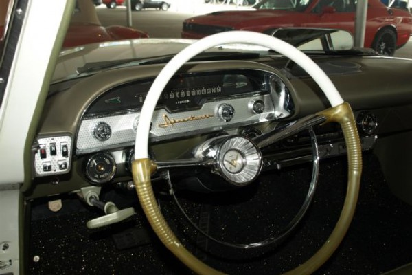 "1957 Desoto Torqueflight Buttons (Neutral with no ""Start"")"