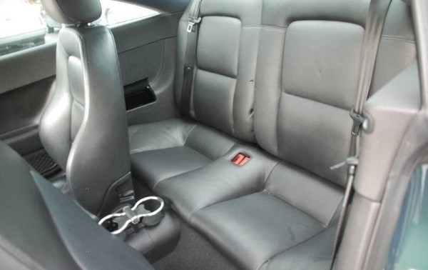 6.5 - Audi TT rear seats