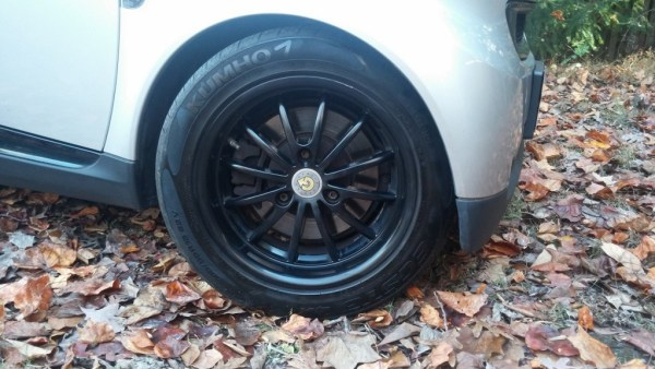 7 - smart car genius wheels