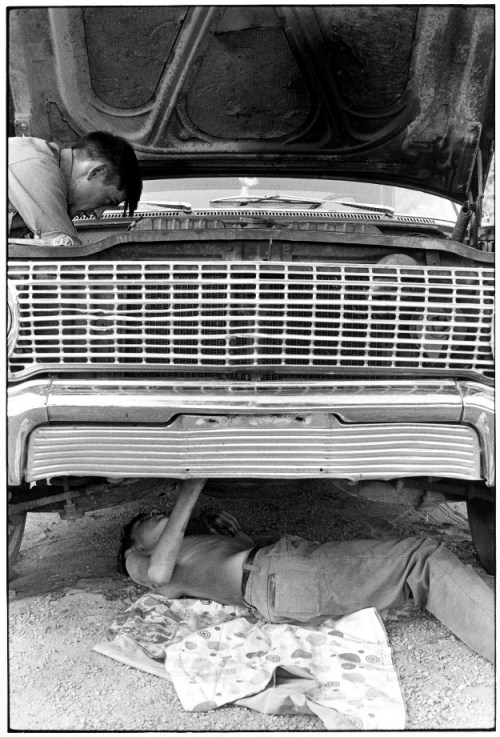 Gedney 63 chevy boy and man 1972