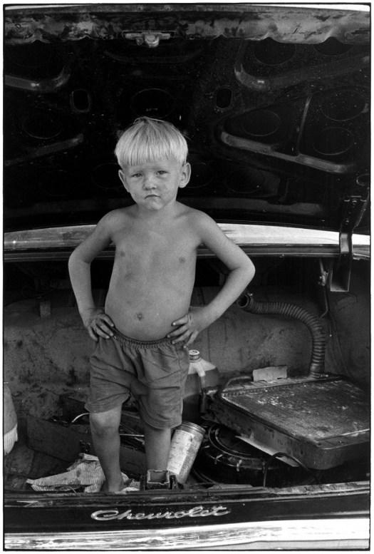 Gedney boy in trunk 1972