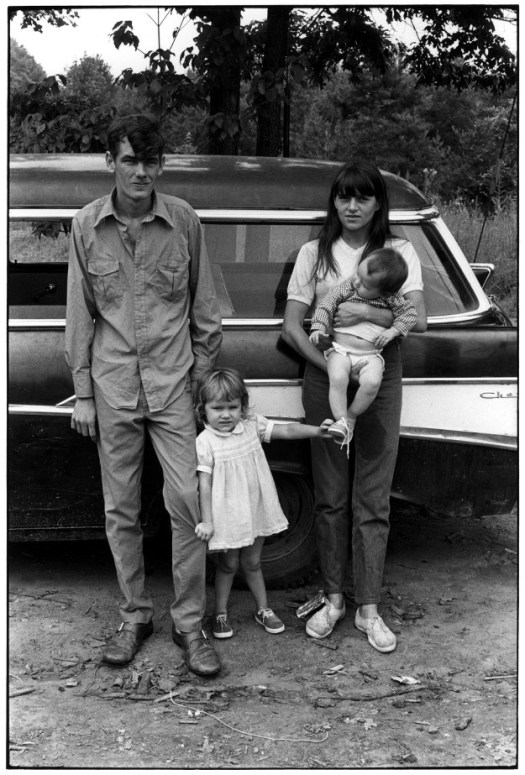 Gedney young family 1972