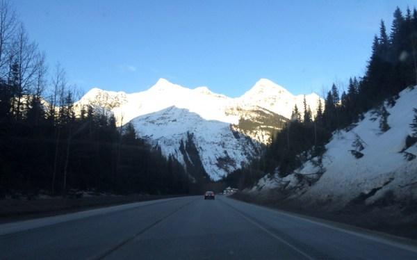 The Rockies, at last!