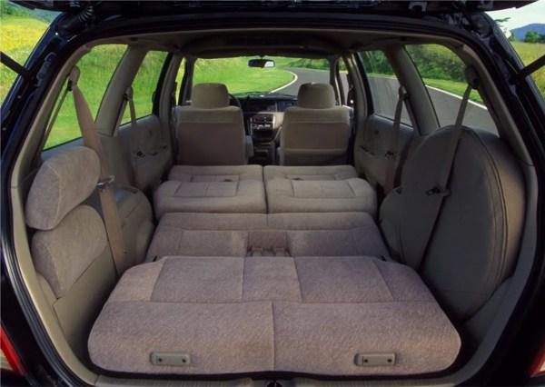Odyssey interior 1