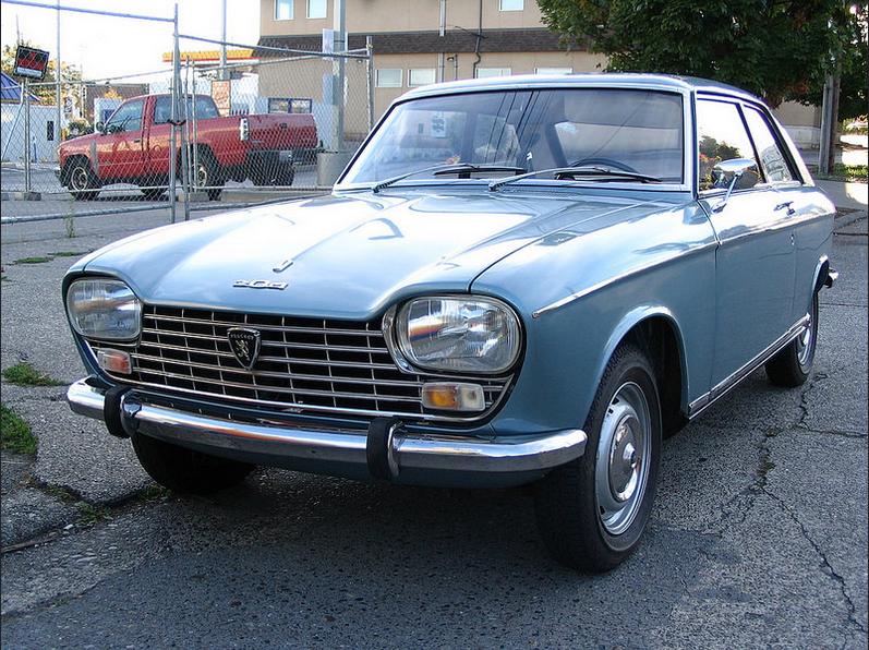 1968 Peugeot 204 | The Barn Miami®