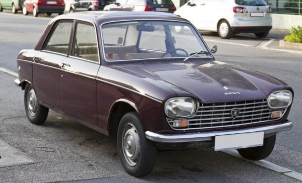 Peugeot 204 front_20120630