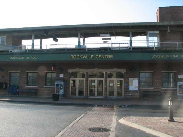 Rockville Centre Long Island Railroad Station
