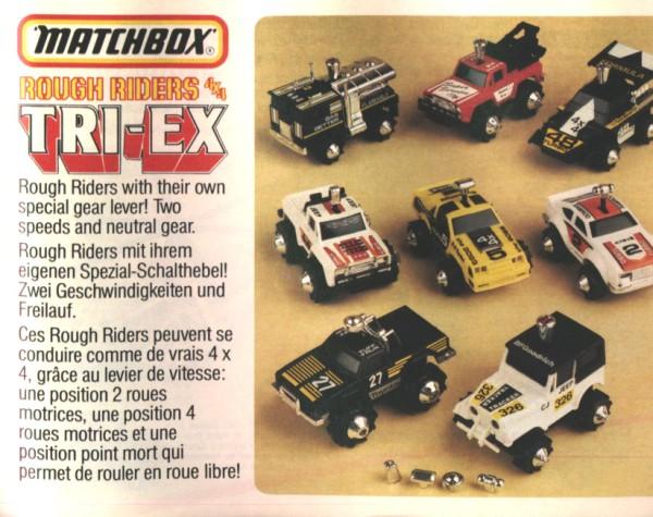 Rough Riders 4X4