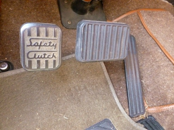 Chrysler Semi-Automatic Safety Clutch Pedal from Paul Niedermeyer's August 29, 2012 CC Article