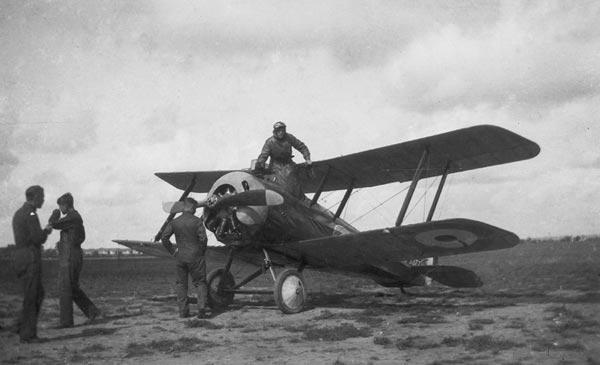 03 DH4 WW1