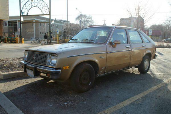 039 - 1980 Chevrolet Chevette CC