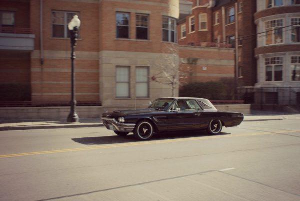 042 - 1965 Ford Thunderbird Landau CC