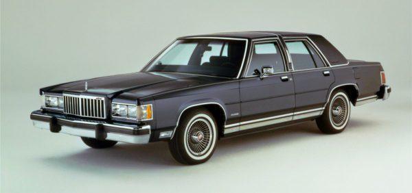 1984 Grand Marquis
