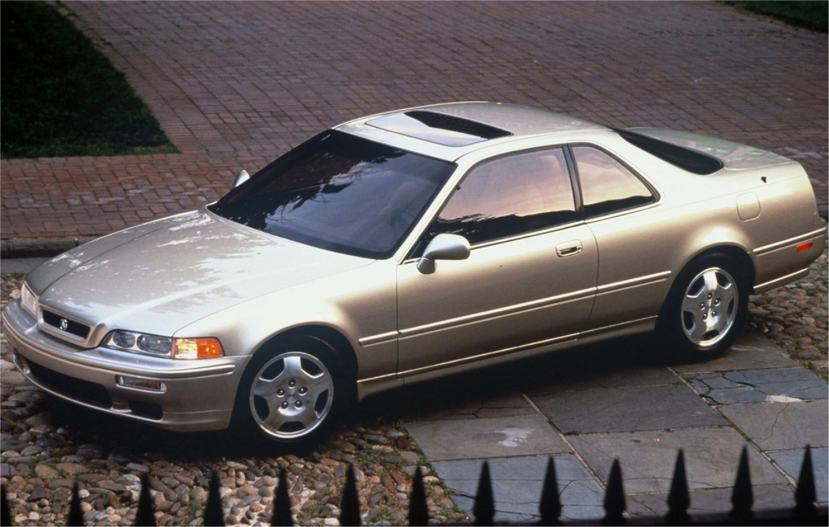 1994 Legend GS coupe