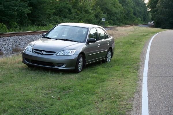 2004 Honda Civic 2