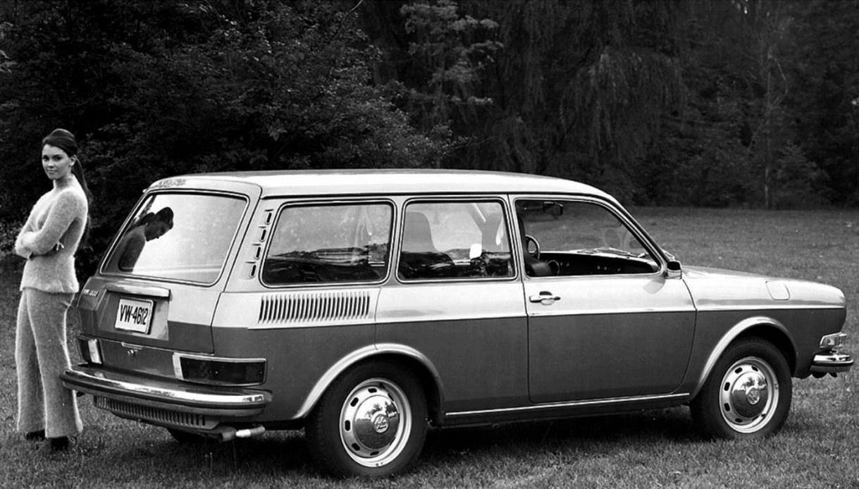 curbside classic 1971 volkswagen 411 searching for its niche rh curbsideclassic com