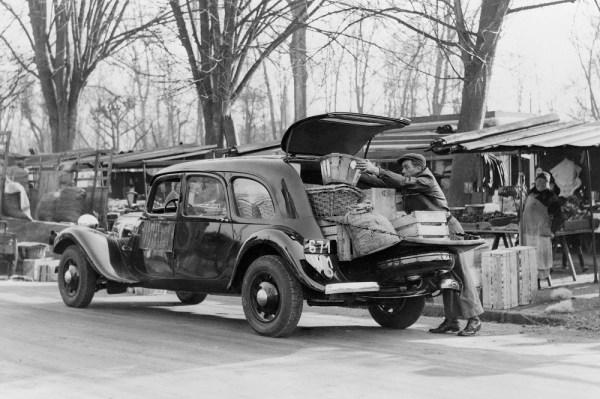 Citroen 1938 tractionavant11cvcomerciale