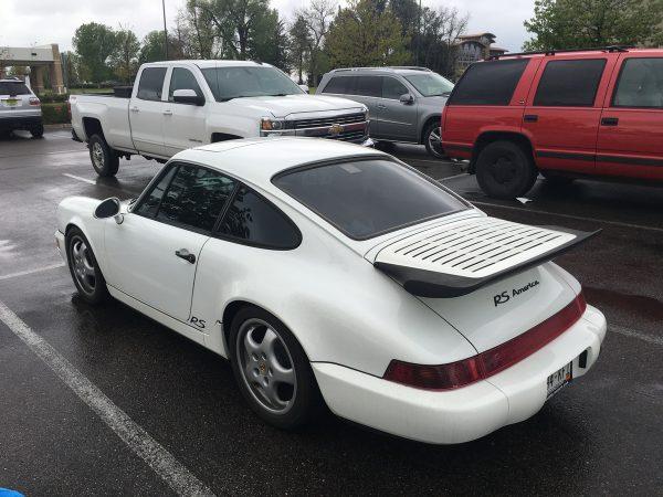 Porsche RS America