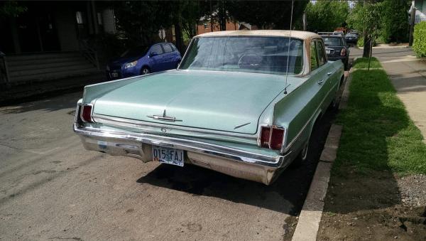 Olds 1963 88 sedan rq