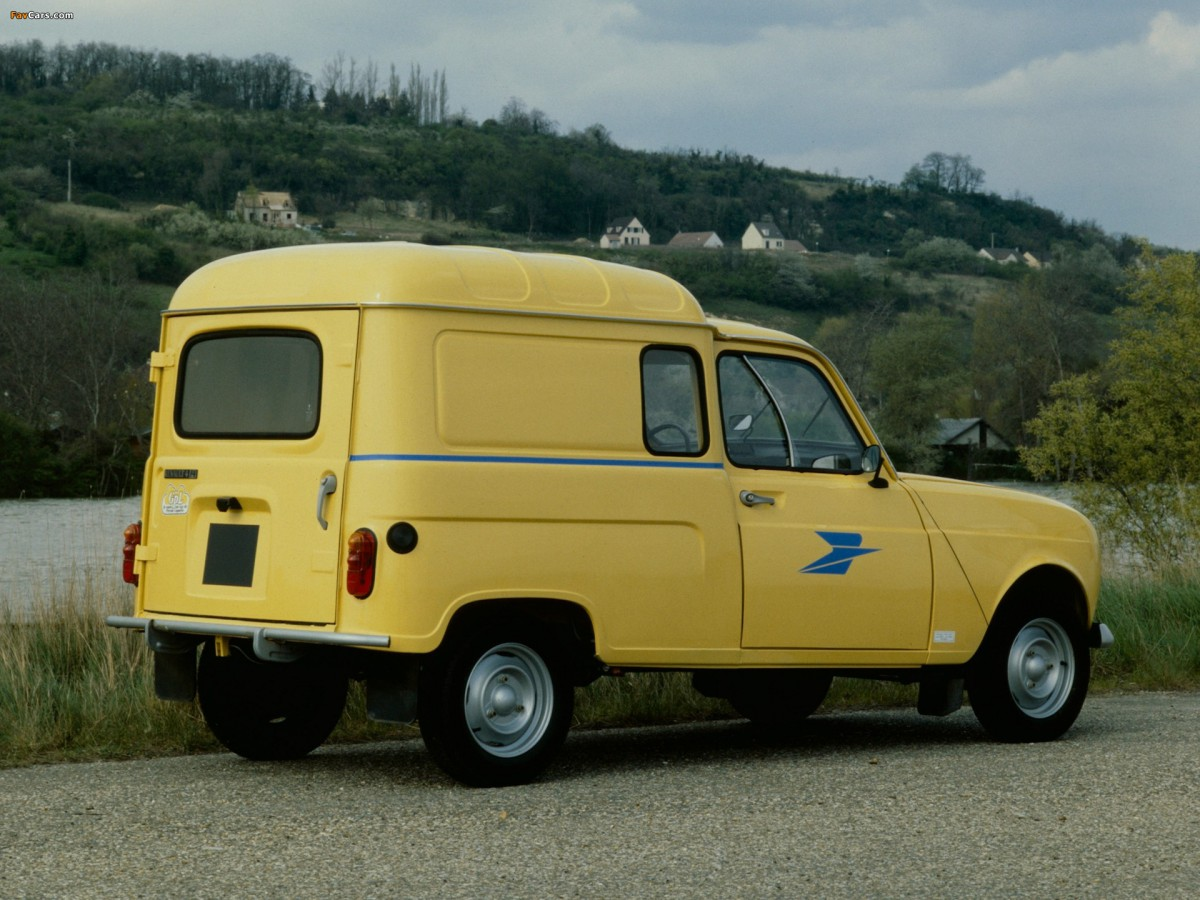 le curbside classic renault 4 the first hatchback. Black Bedroom Furniture Sets. Home Design Ideas