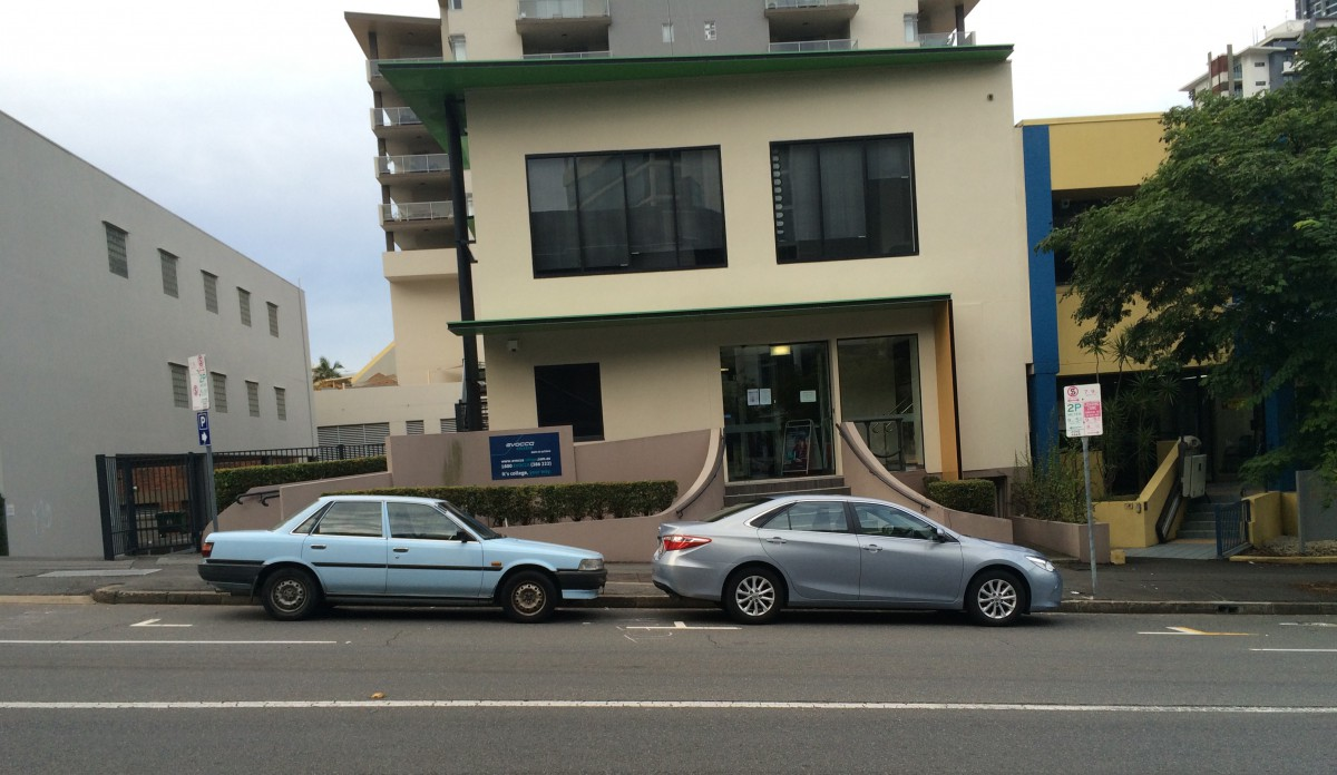 Curbside Comparisons: Two Generations Of Toyota Camry
