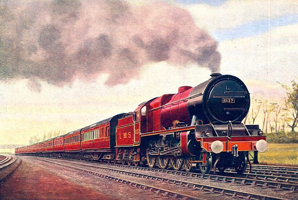 06 Royal Scot, 6137