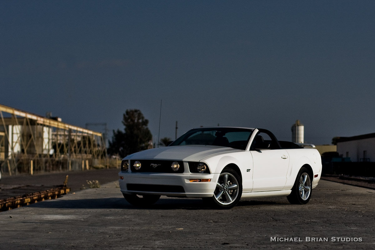 COAL: 2006 Ford Mustang GT Convertible – A Horse Of A ...