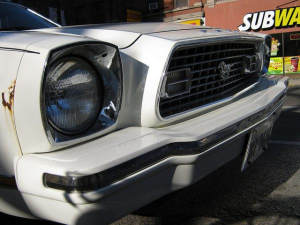 1974 Ford Mustang II, 2