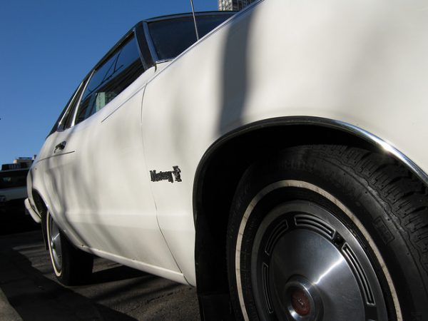 1974 Ford Mustang II, 4
