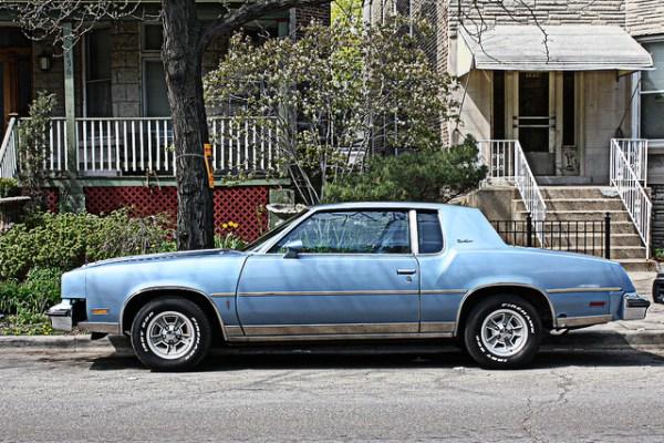1980 Cutlass Blue 1