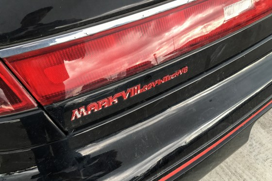 1993-96 Lincoln Mark VII b
