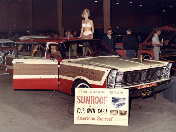 ASC Sunroof