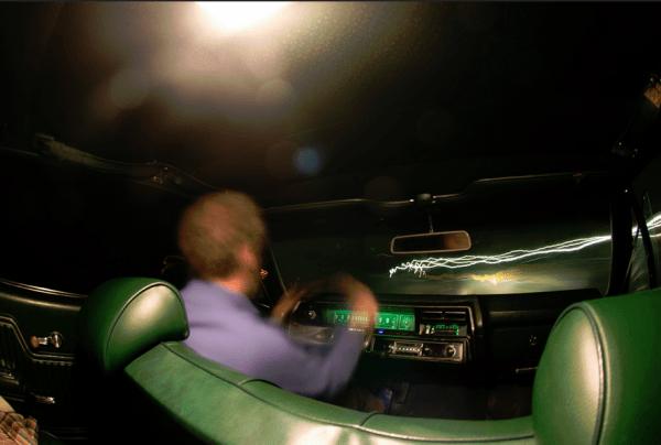 CP 1970 malibu driving