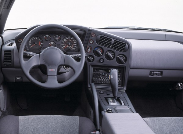 Eclipse interior 1990