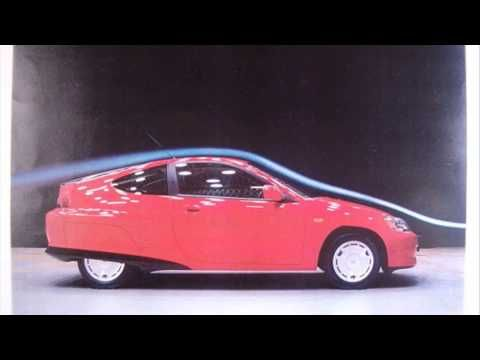 Honda Insight aero