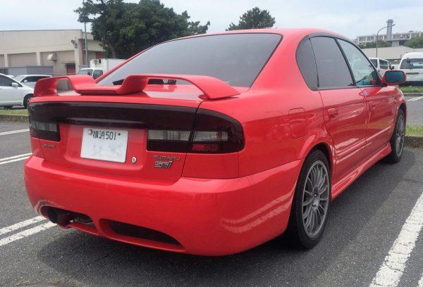 Subaru B4 Blitzen2