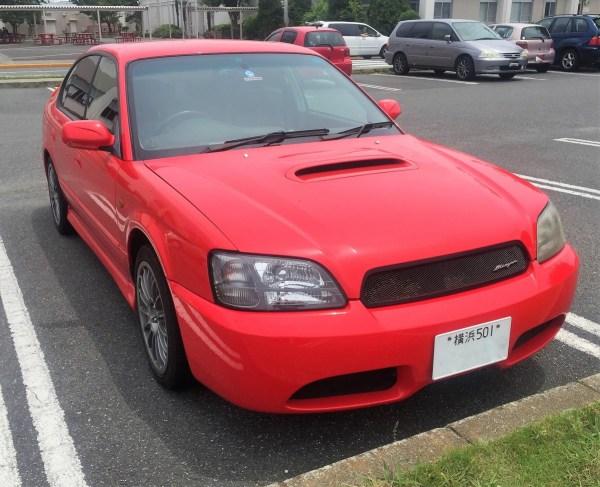 Subaru b4 Blitzen 4