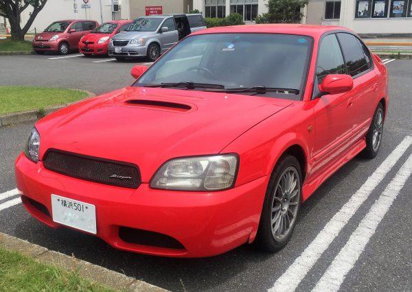 Subaru B4 Blitzen