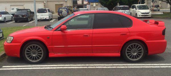 Subaru B4 Blitzen3