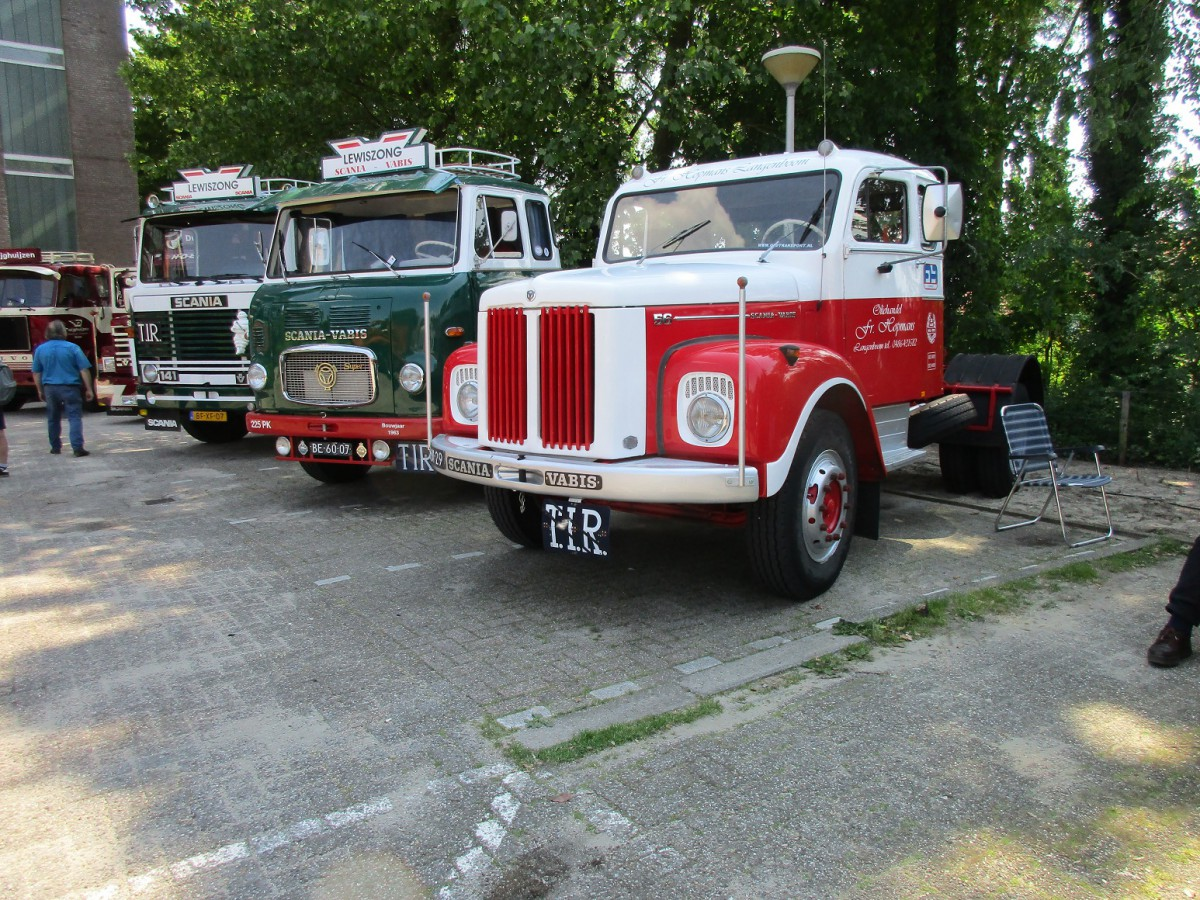 Truck Show Classics: 2016 Ewijk Festijn – The Kings Of The Road From ...