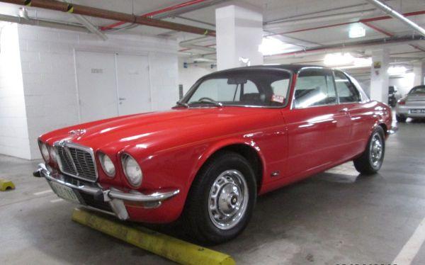 Jaguar XJC 3