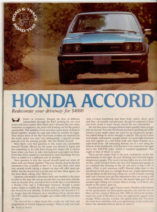 RT Honda Accord 001 900