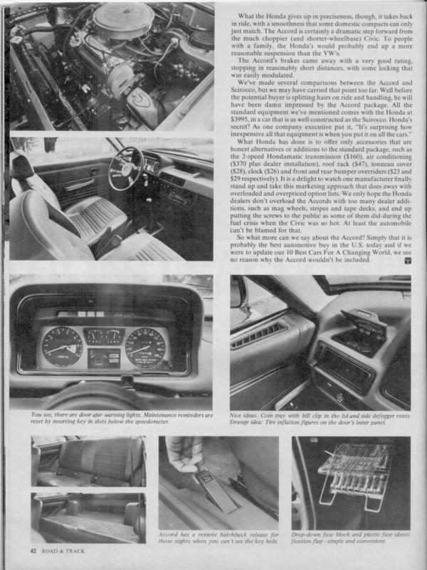 RT Honda Accord 003 900