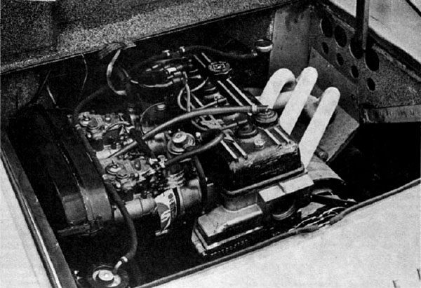 alpine engine
