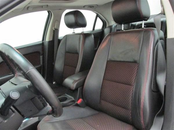 fusion sport seats